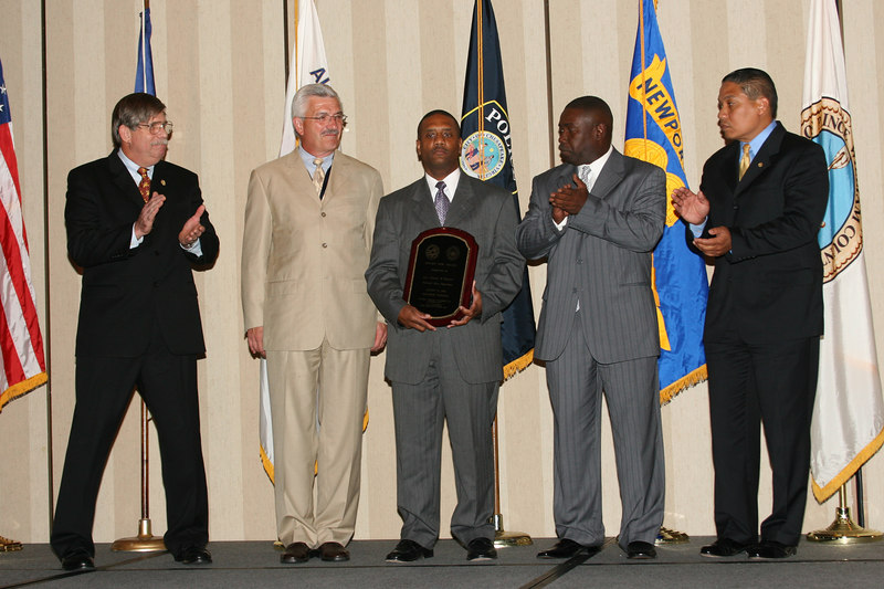 <b>IMG_43374</b><br>2006 Valor Award Recipient: Detective Chester W. Roberts, Richmond Police Department