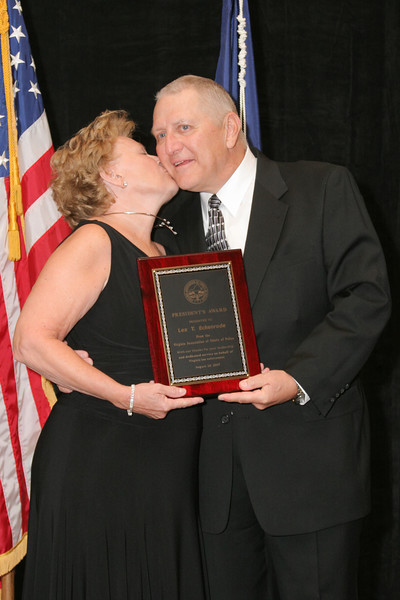 <b>IMG_70456</b><br>Mr. Lex Eckenrode, 2007 VACP President's Award recipient, and his wife, Patsy
