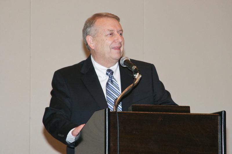 <b>IMG_70404</b><br>2007-08 VACP President Chief James Ray Lavinder speaks to the membership