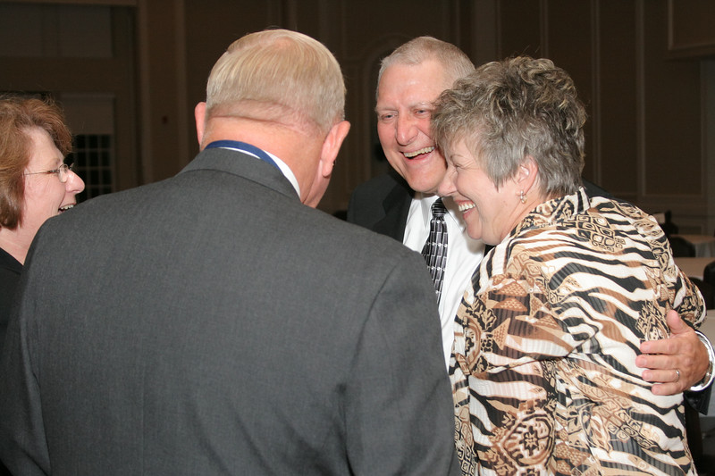 <b>IMG_70464</b><br>Mr. Lex Eckenrode, 2007 VACP President's Award recipient, with Chief (Ret) Jack Asbury and his wife, Viola