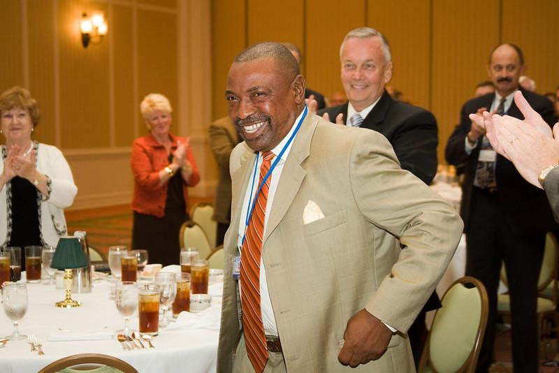 "2008 VACP President's Award Recipient:<br /> Chief A.L. ""Joe"" Gaskins, Roanoke Police Department"