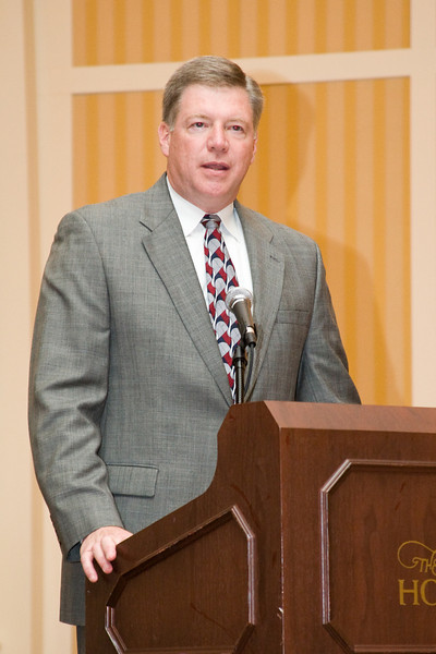City of Fairfax Police Chief Rick Rappoport, 2008-2009 VACP President