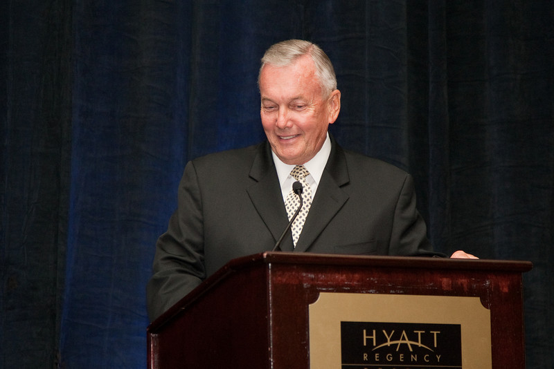 2010 VACP President's Award Recipient: Chief Charlie T. Deane, Prince William County Police