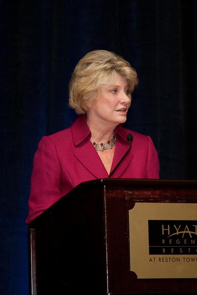 Senator Janet Howell, 2010 VACP Outstanding Legislator