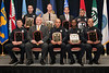 2010 VACP/VPCF Valor Award Recipients:<br /> (Front row, l. to r.) Cpl. Samuel Bray, Danville Police; SWAT Medic Jeff Yates, Portsmouth Police; Officer Joseph Torres, Officer Gregory I. Seaborne, & Officer Richard Mojica, Newport News Police.<br /> (Back row, l. to r.) Officer Scott Blystone, Portsmouth Police; Sgt. Christ Coderre, Loudoun Co. Sheriff; Detective Matthew Hackney, Leesburg Police; and Officer Frank Natal, Portsmouth Police.