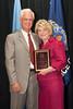 2010 VACP Outstanding Legislator Senator Janet Howell with husband Hunt Howell