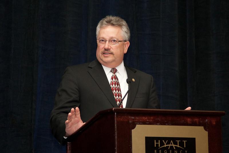 2010-11 VACP President Chief Douglas L. Davis, Waynesboro Police