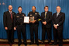 Lynchburg Police Department<br /> 1st place, Municipal 6 & Child Passenger Safety Award