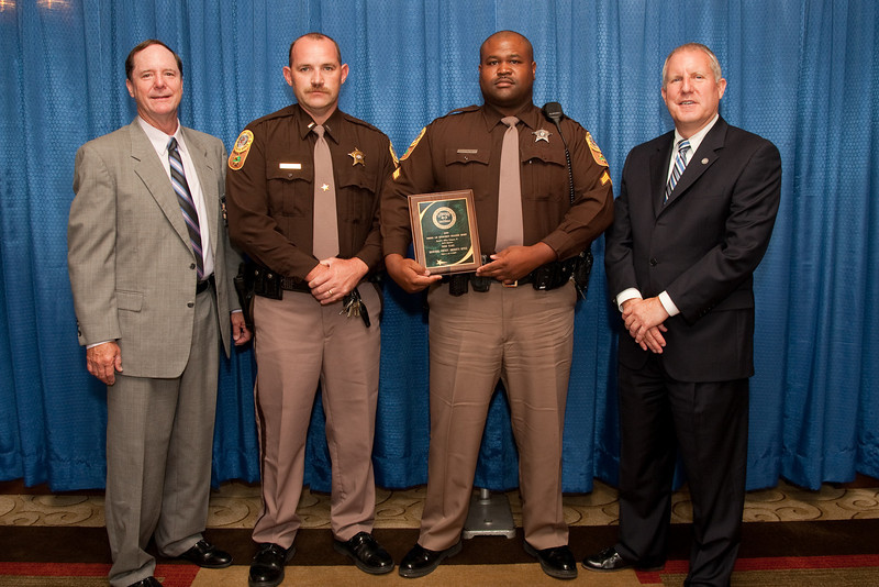 Dinwiddie County Sheriff's Office<br /> 3rd place, Sheriff 4