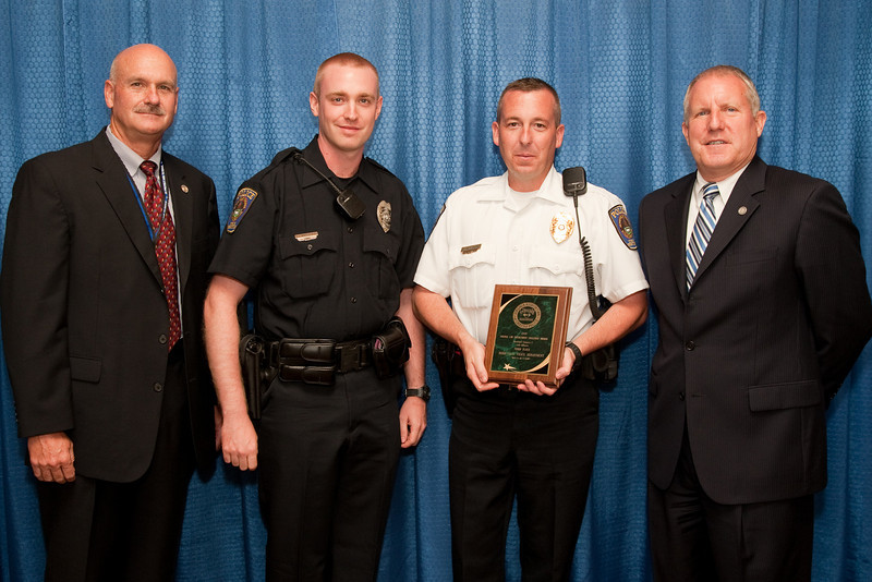 Berryville Police Department<br /> 3rd place, Municipal 1