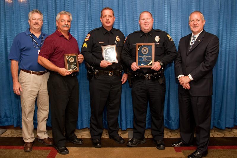 Virginia Beach Police Department<br /> 1st place, Municipal 9