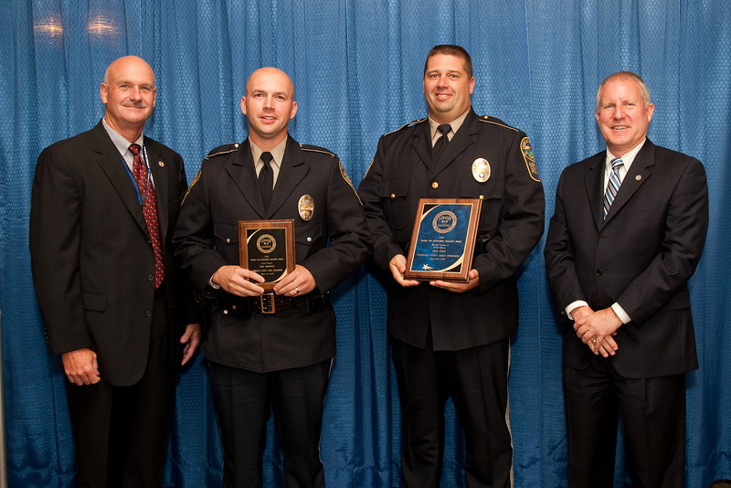 Albemarle County Police Department<br /> 1st place, Municipal 5 & Speed Awareness Award