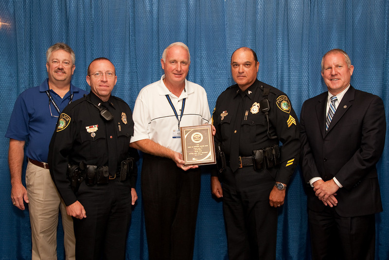 Newport News Police Department<br /> 2nd place, Municipal 7