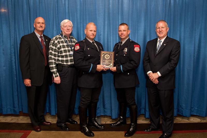 Harrisonburg Police Department<br /> 2nd place, Municipal 5