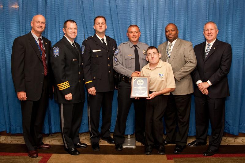 Ashland Police Department<br /> 1st place, Municipal 2