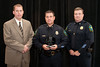 First Place, Municipal 4 (51-75 Officers):<br /> Christiansburg Police Department