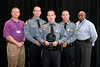 First Place, Municipal 7 (451-700 Officers):<br /> Henrico County Division of Police
