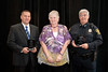 Third Place, Municipal 6 (126-300 Officers):<br /> Portsmouth Police Department<br /> -- Special Awards: Bicycle/Pedestrian Safety