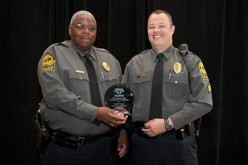 Second Place, University/College:<br /> Virginia Commonwealth University Police Department