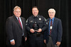 Second Place, Municipal 6 (301-450 Officers):<br /> Newport News Police Department