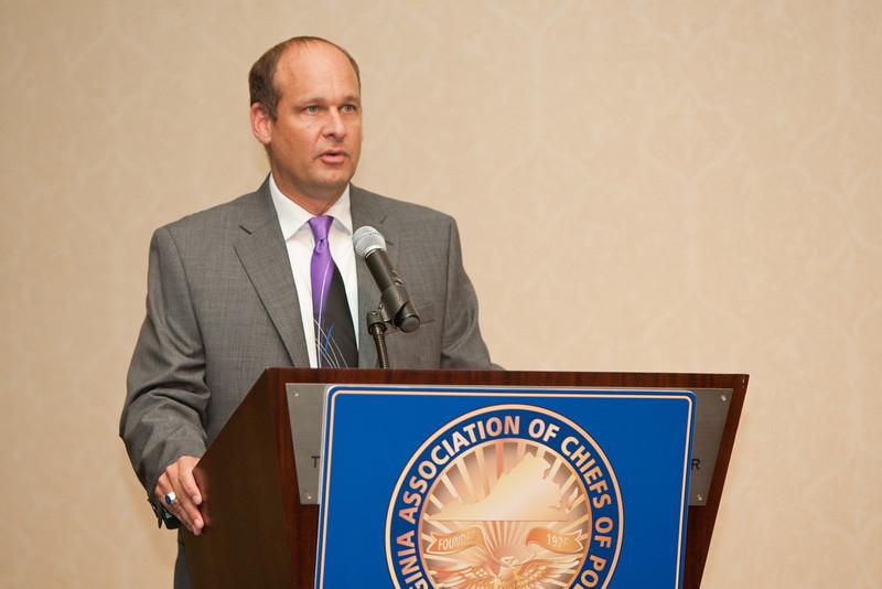 2012-13 VACP President Chief Jim Williams, Staunton.