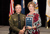 2012 VACP/VPCF Award for Outstanding Contribution to Law Enforcement recipient, Mrs. Jessica B. Sears