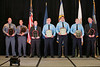 Recipients of the 2012 VACP/VPCF Award for Valor.