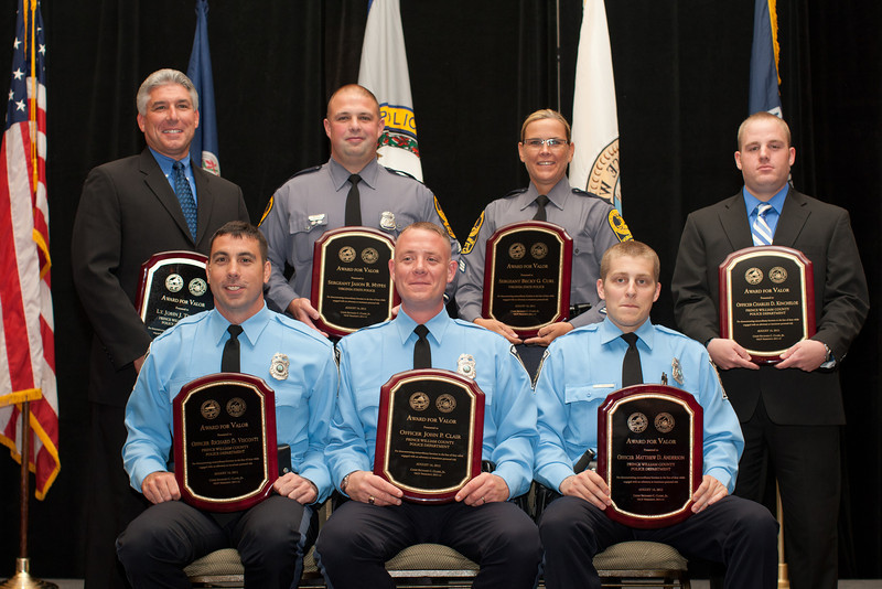 2012 VACP/VPCF Award of Valor recipients