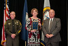 2012 VACP/VPCF Award for Outstanding Contribution to Law Enforcement presented to Mrs. Jessica B. Sears<br /> (nominated by Chesterfield County Police Chief Thierry Dupuis)