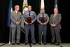 2012 VACP/VPCF Award for Valor presented to Sgt. Jason R. Hypes and Sgt. Becky G. Curl of Virginia State Police.