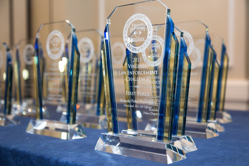 2015 Virginia Law Enforcement Challenge Awards for Excellence in Highway Safety