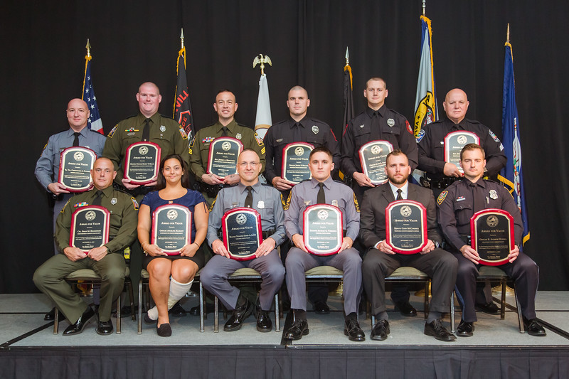 Online >> Twelve Virginia Law Enforcement Officers Receive