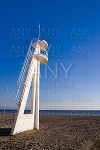 Santa Pola Playa Lisa beach in Alicante Spain