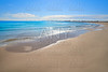 Pinedo beach in Valencia Spain Mediterranean