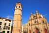 Castellon el Fadri gothic Cathedral belfry tower