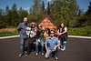 Doggiestock doghouse crew-Doug, Molly, Jody, Winnie, Angela, Jake, Elwood, Mark, Tango, Cathi-North Bend, WA 8-20-2010