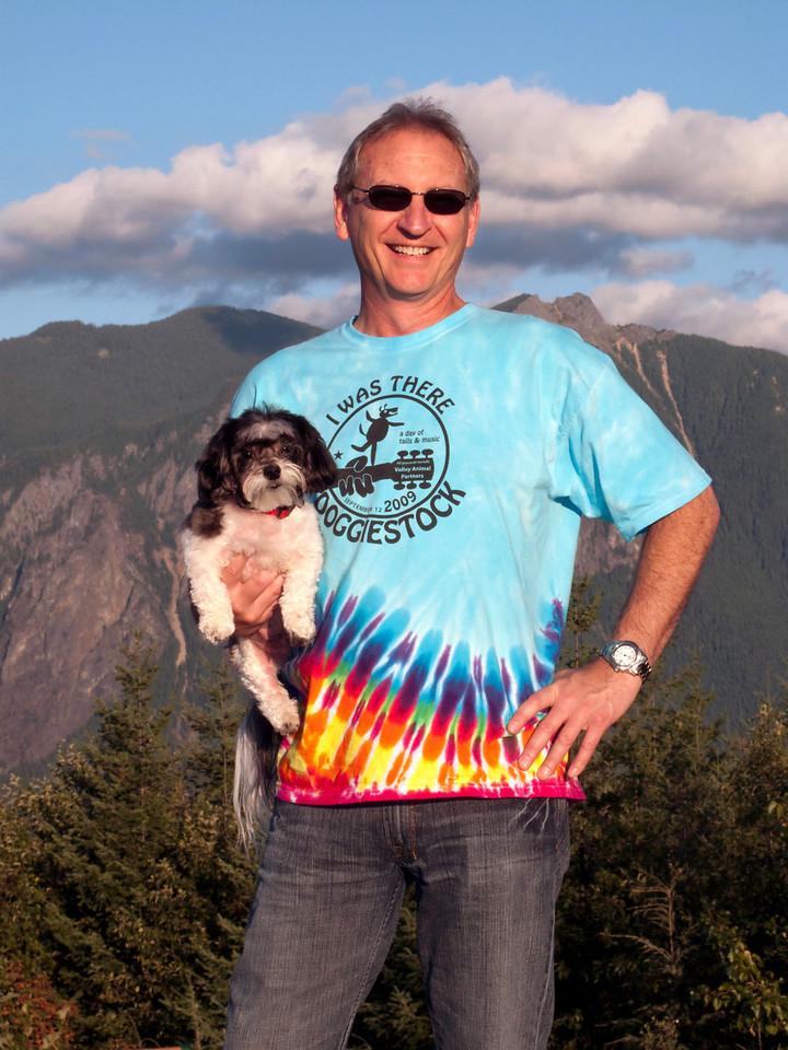 Doug Carr - Snoqualmie Point Park, WA 9-2009