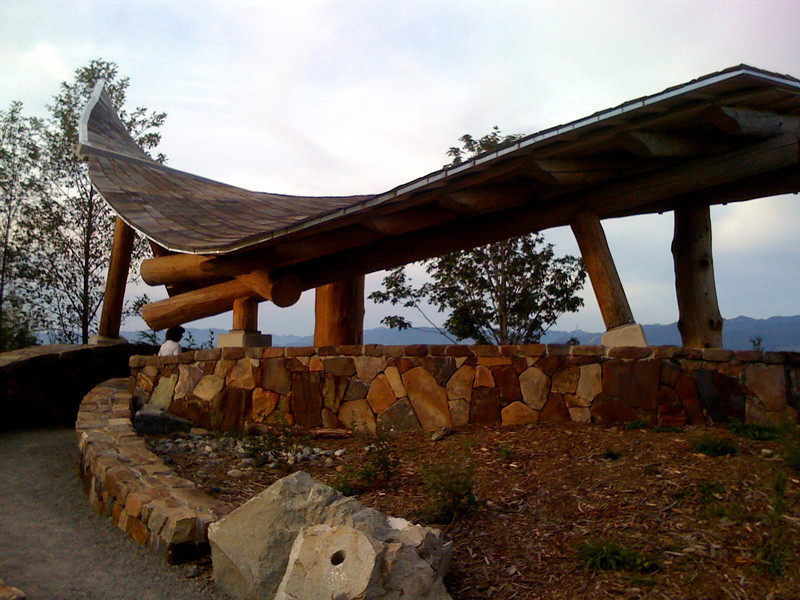 Snoqualmie Point Park overlook