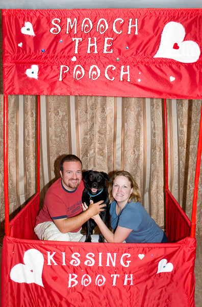 "Valley Animal Partner's kissing booth @ the 1st annual Mardi Cause fundraising event.<br />  <a href=""http://www.ValleyAnimalPartners.com"">http://www.ValleyAnimalPartners.com</a>"