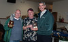 Fritz Ribary, auctioneer Craig Bennett, & Snoqualmie Mayor Matt Larson @ VAP chili cook-off 10-15-2011