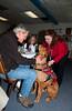 Ben Cockman, Tango & Cathi Linden @ VAP fundraiser 10-15-2011