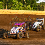 dirt track racing image - HFP-6153