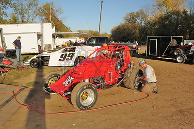 10-20-2012 FAST FALL SERIES Race 4 Valley Sprint Cars