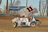 3-10-2012 Valley Practice Sprint Cars :