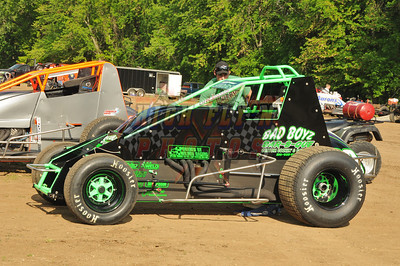 5-17-2013 Sprint Cars Valley