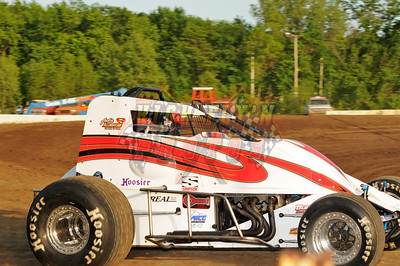 5-24-2013 Valley Sprint Cars $1,000