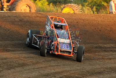 9-6-2013 Sprint Cars Valley