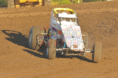6-22-2012 Valley Nonwing Sprint Cars