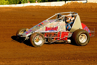 6-28-2013  Sprint Cars Valley