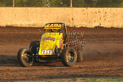 7-13-2012 Valley Sprint Cars